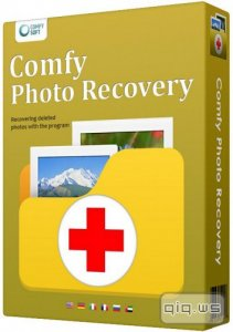 Comfy Photo Recovery v4.0 Commercial Edition + Portable by Valx