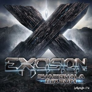 Excision - Shambhala 2014 Mix (2014)