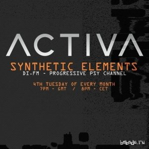 Activa - Synthetic Elements 016 (2014-09-08)