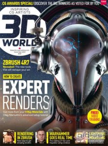 3D World - Issue 187