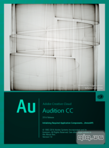 Adobe Audition CC 2014.0.1 Build 7.0.1.5 Final DC 10.09.2014 (ML/RUS)