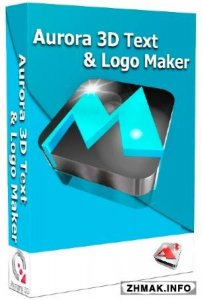 Aurora 3D Text & Logo Maker 14.09.11