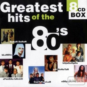 More Greatest hits of the 80's - Collection [8CD Box Set] (2000)