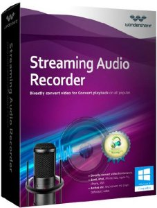 Wondershare Streaming Audio Recorder 2.2.2