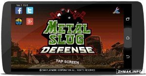 Metal Slug Defense v1.17.0 (Unlimited MSP/Medals/BP)