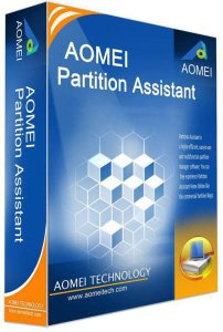 AOMEI Partition Assistant Professional / Server / Technician / Unlimited Edition 5.6.3 Retail (2015/ML/RUS)