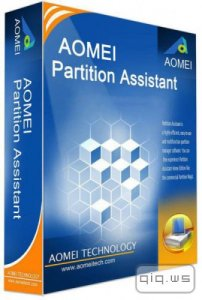 AOMEI Partition Assistant 5.6.3 Professional | Server | Technician | Unlimited Edition RePack by D!akov