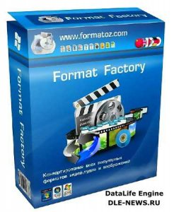 FormatFactory 3.6.0 + Portable (Ml|Rus)