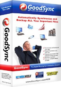 GoodSync Enterprise 9.9.16.6 (Ml|Rus)