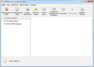 DAEMON Tools Pro Advanced 6.1.0.0484