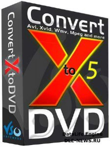VSO ConvertXtoDVD 5.2.0.59 Final + Portable (Ml|Rus)