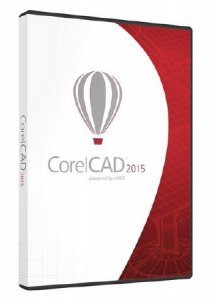 CorelCAD 2015 build 15.0.1.22 Final RePack by Diakov [Rus]
