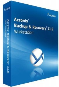 Acronis Backup Workstation / Server 11.5.43909 + Universal Restore (Rus)