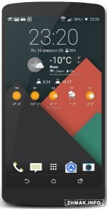 Chronus Pro Home & Lock Widget v4.10.0.2