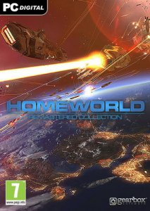 Homeworld Remastered Collection v.1.22 (2015/PC/RUS) Repack by R.G. Let'sPlay