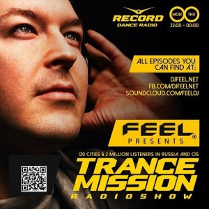 DJ Feel pres. TranceMission (09-03-2015)