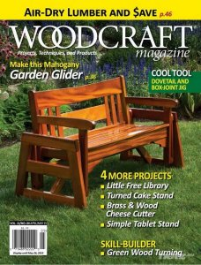Woodcraft №64 (April-May 2015)