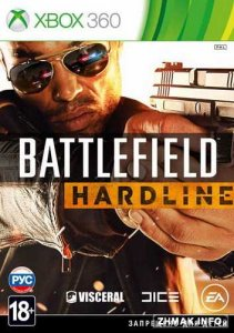 Battlefield Hardline (2015/RUSSOUND/MULTi11/XBOX360)