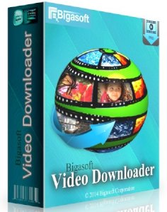 Bigasoft Video Downloader Pro 3.8.16.5549