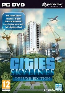 Cities: Skylines - Deluxe Edition (2015/RUS/ENG/MULTi7/Full/RePack)