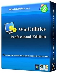 WinUtilities Professional Edition 11.35 (2015) RUS RePack by Loginvovchyk