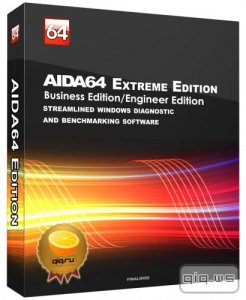AIDA64 Extreme | Engineer | Business Edition | Network Audit 5.20.3400 Final + Portable