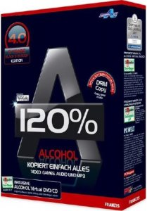 Alcohol 120% 2.0.3.7520 Final Retail (Multi/Rus)