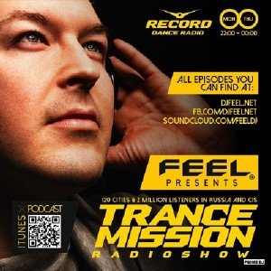 DJ Feel - TranceMission (13-04-2015)