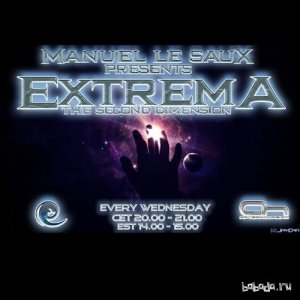 Extrema Mixed By Manuel Le Saux Episode  400 (2015-04-08)