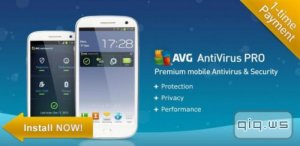 AVG Mobile AntiVirus Security PRO 4.3.1 + Tablet [Android]