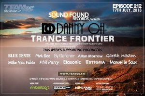 Danny Oh - Trance Frontier 303 (2015-04-15)