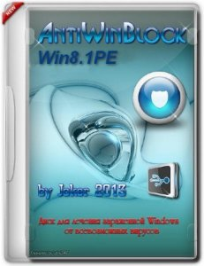 AntiWinBlock 3.1 FINAL Win8.1PE (RUS)