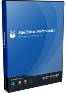 Able2Extract Professional 9.0.9.0