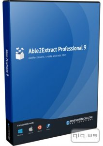 Able2Extract Professional 9.0.9.0 Final