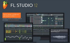Image-Line FL Studio Producer Edition 12.0.1 Final