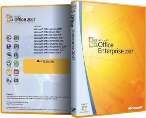 Microsoft Office 2007 Enterprise SP3 12.0.6718.5000 RePack by D!akov (22.04.2015)