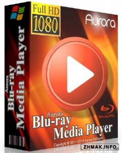 Aurora Blu-ray Media Player 2.15.1.1820