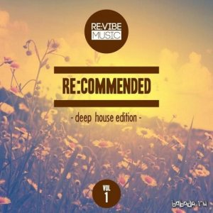 Re Commended Deep House Edition Vol 1 (2015)