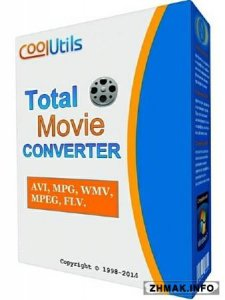 Coolutils Total Movie Converter 4.1.8