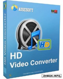 Aiseesoft HD Video Converter 6.3.86 + Русификатор