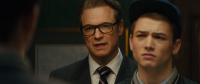 Kingsman: Секретная служба / Kingsman: The Secret Service (2014) WEB-DLRip