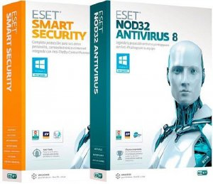 ESET Smart Security + NOD32 Antivirus 8.0.312.3 RePack by SmokieBlahBlah