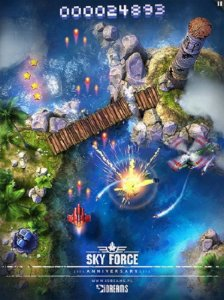 Sky Force Anniversary (2015/PC/RUS) Repack R.G. Games