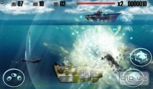 Battleship vs Submarine Gold (1.1) [Экшн, ENG] Android