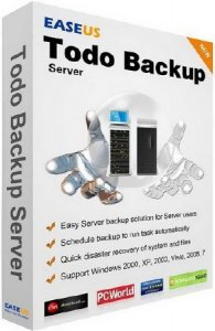 EaseUS Todo Backup Advanced Server 8.2.0 Build 20150327 Final