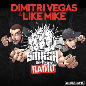 Dimitri Vegas & Like Mike - Smash the House 105 (2015-05-01)
