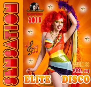 Sensation Elite Disco vol 04 (2015)