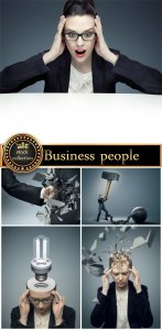 Business people creative - stock photos