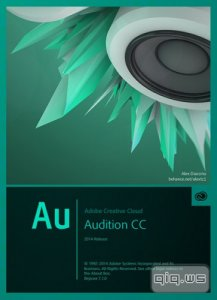 Adobe Audition CC 2014.2 7.2.0.52 Portable by PortableWares