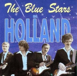 The Blue Stars - The Blue Stars In Holland (1992)